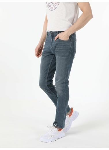 Colin's Straight Fit Düşük Bel 44 Karl Erkek Jean Pantolon Renkli
